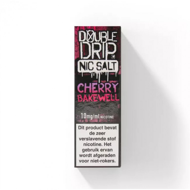 E-Liquid Double Drip - Cherry Bakewell foto 1