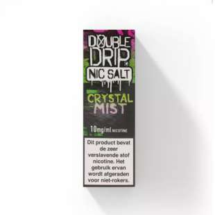 E-Liquid Double Drip - Crystal Mist foto 1