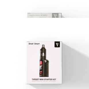 VAPORESSO TARGET MINI + GUARDIAN CLEAROMIZER - 2ML - 40W STARTSET foto 1