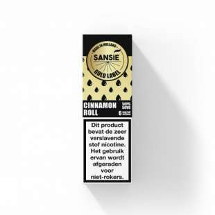 Sansie Gold Label - Cinnamon Roll foto 1