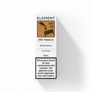 Element - Dripper Series - 555 Tobacco foto 1
