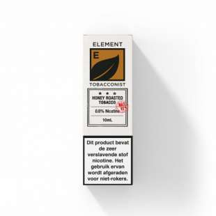 Element - Tobacconist Dripper - Honey Roasted foto 1